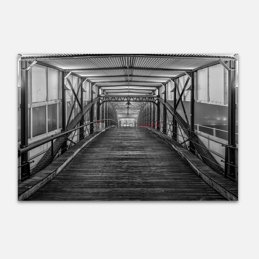 Hamburg – Schwarz auf Weiss 024 1
