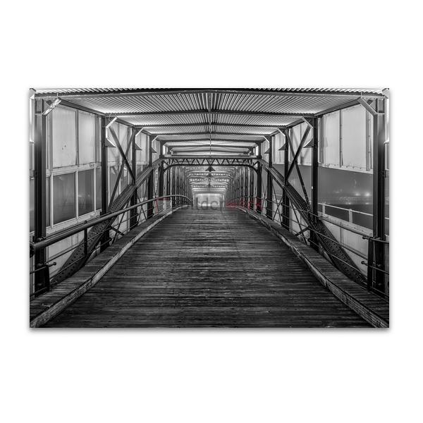Hamburg - Schwarz auf Weiss 024