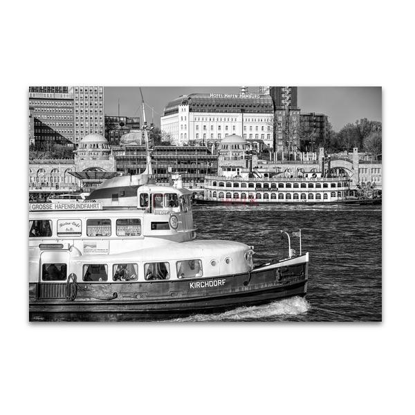 Hamburg - Schwarz auf Weiss 026