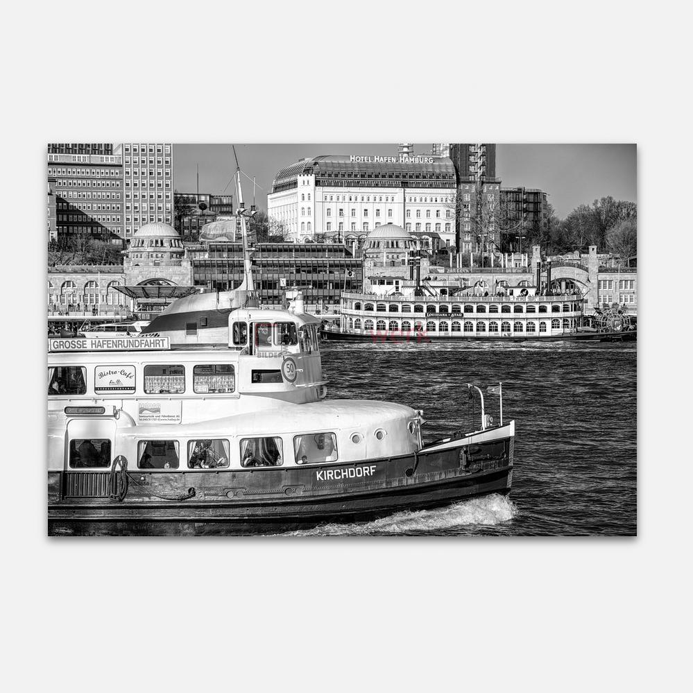 Hamburg – Schwarz auf Weiss 026 1