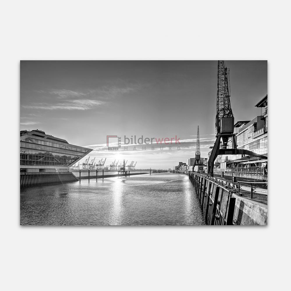 Hamburg – Schwarz auf Weiss 045 1
