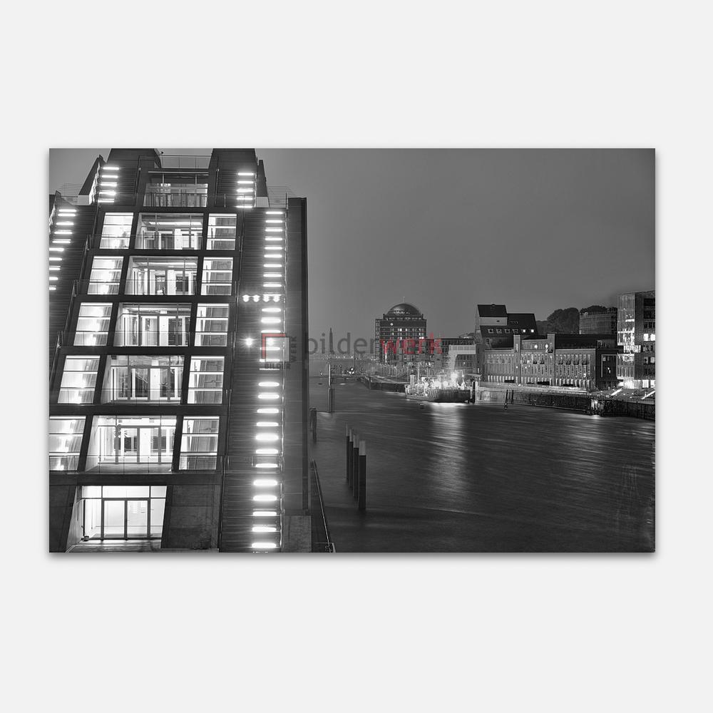 Hamburg – Schwarz auf Weiss 046 1