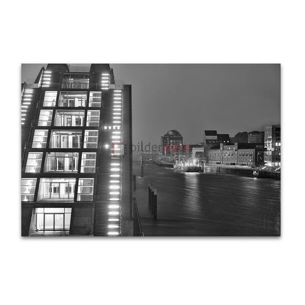 Hamburg - Schwarz auf Weiss 046