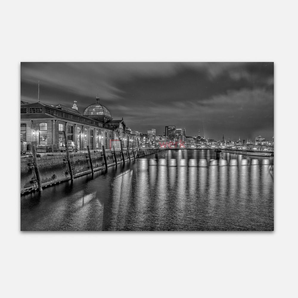 Hamburg – Schwarz auf Weiss 027 1
