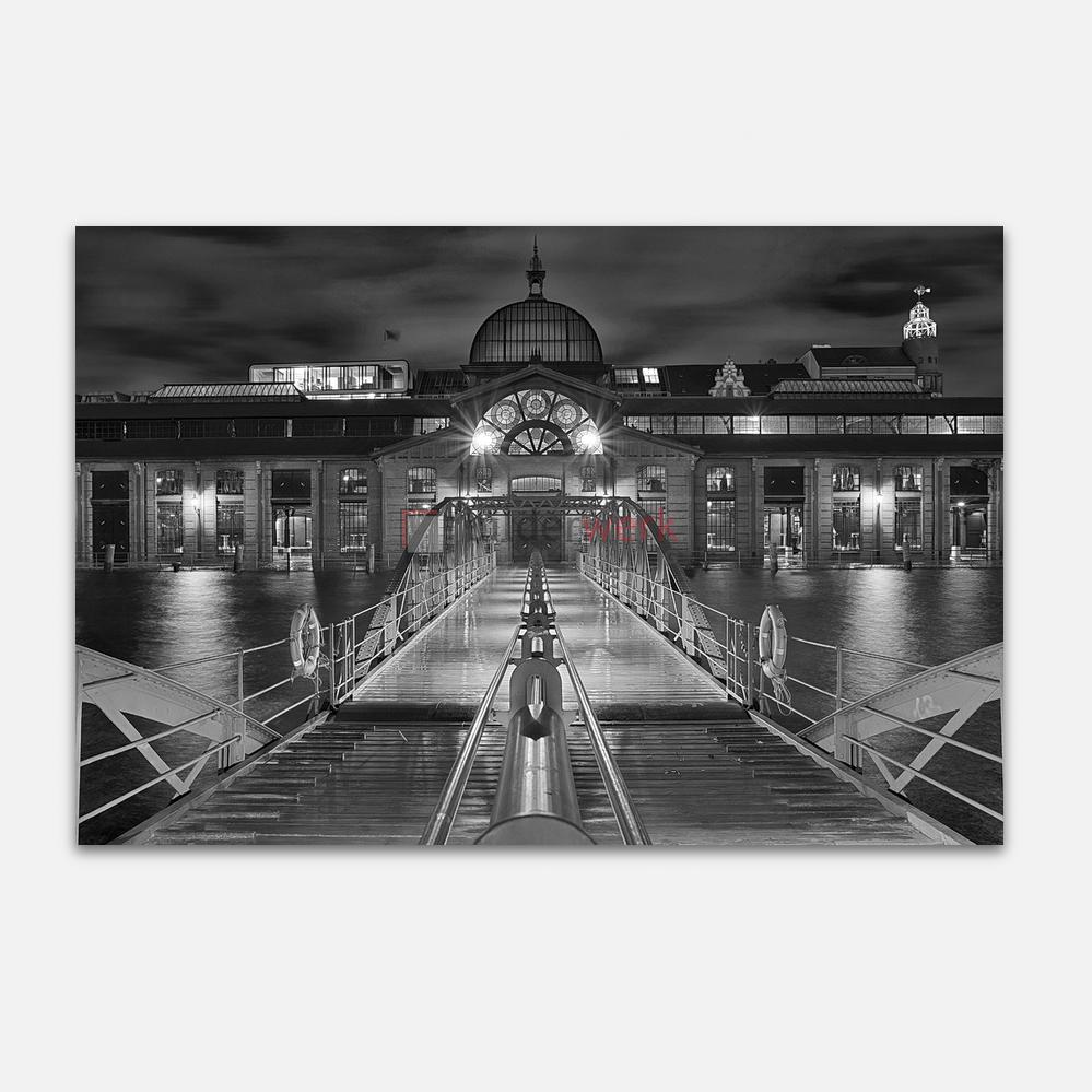 Hamburg – Schwarz auf Weiss 028 1