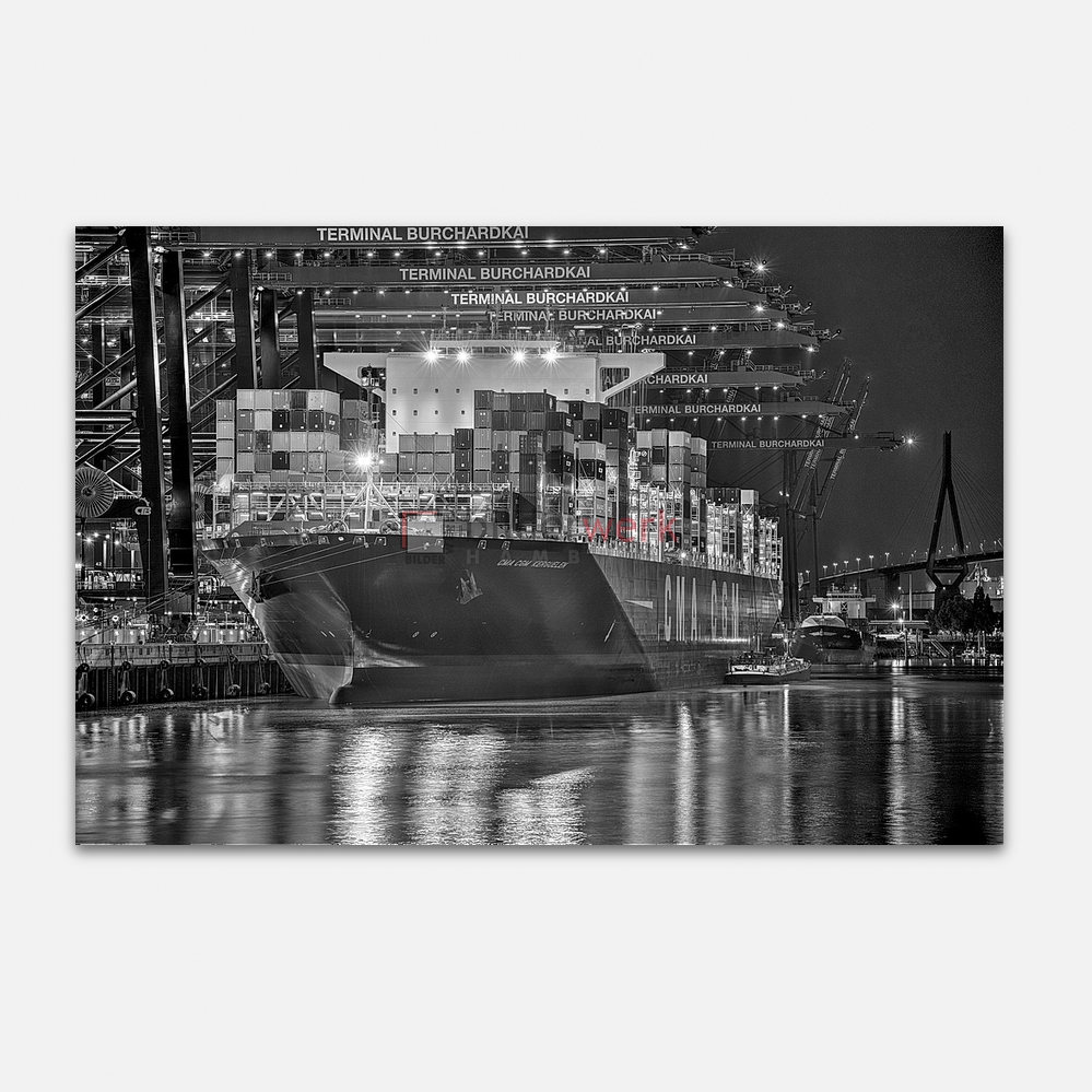 Hamburg – Schwarz auf Weiss 054 1