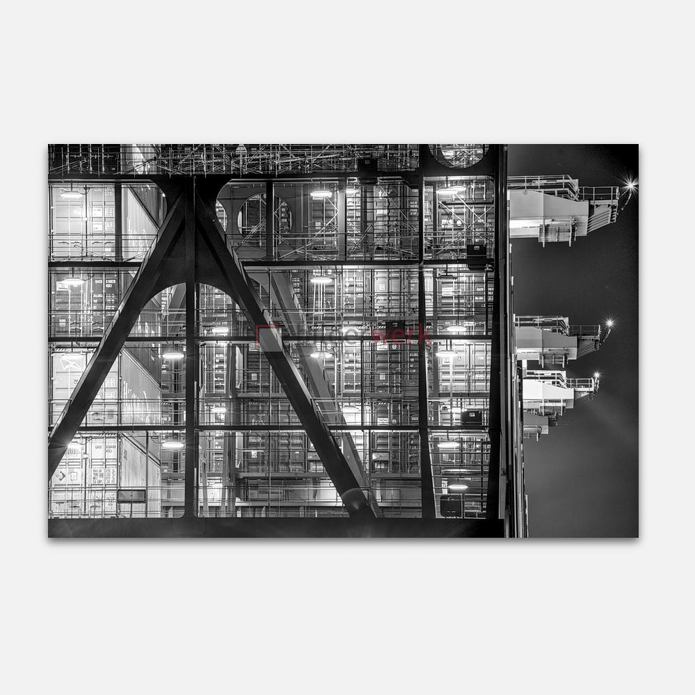 Hamburg – Schwarz auf Weiss 056 1