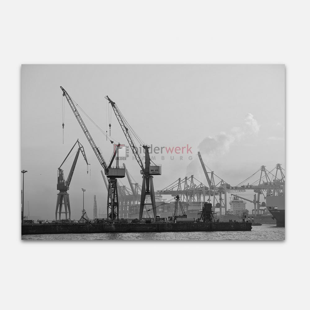 Hamburg – Schwarz auf Weiss 072 1