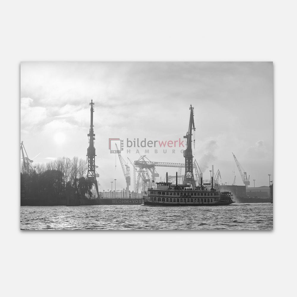 Hamburg – Schwarz auf Weiss 074 1