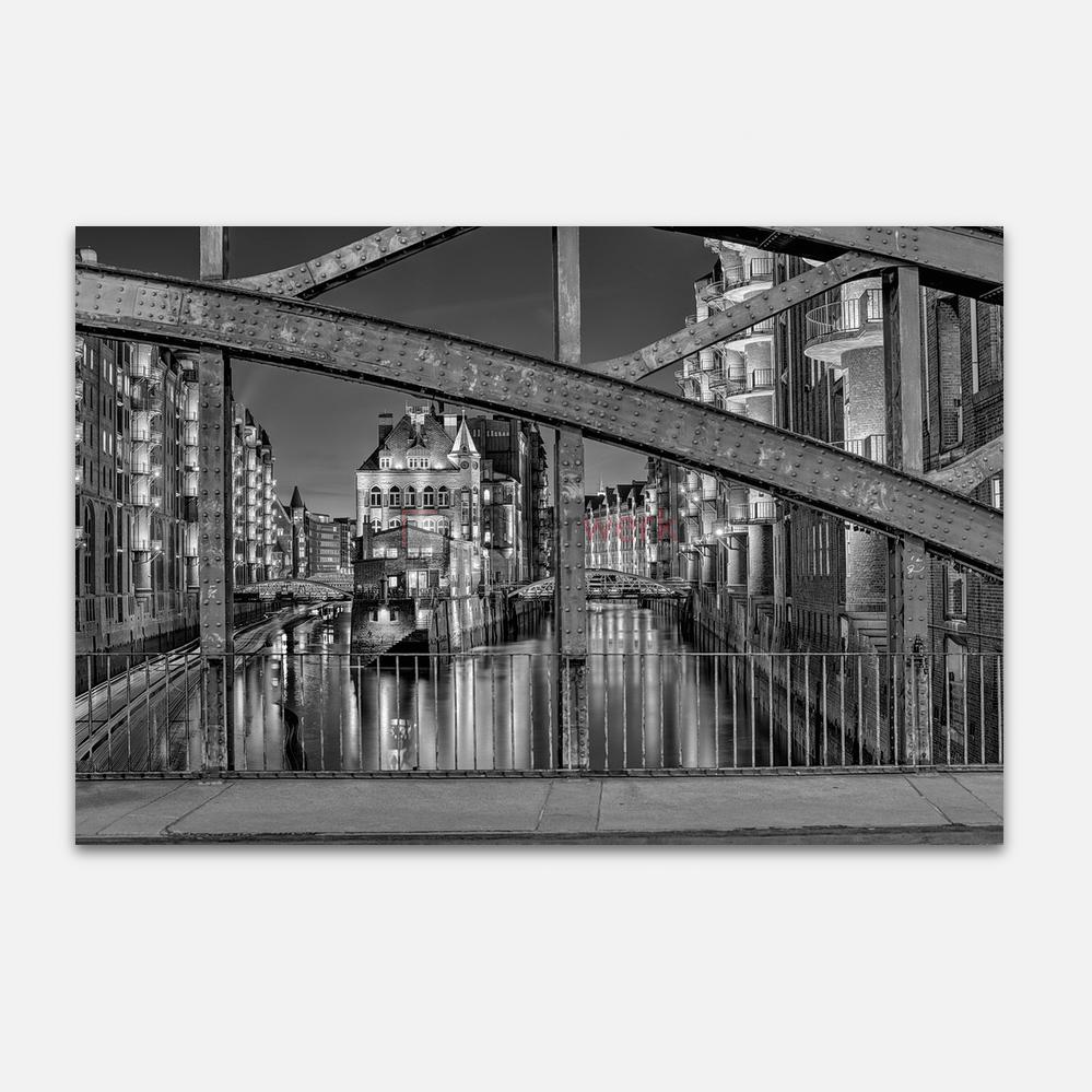 Hamburg – Schwarz auf Weiss 115 1