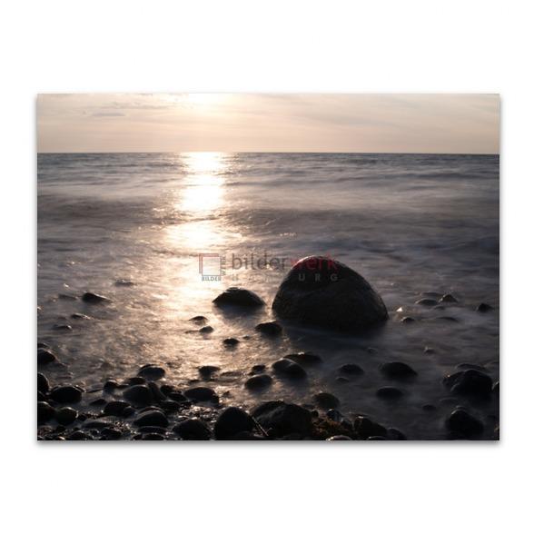 Sonnenglanz auf der Ostsee