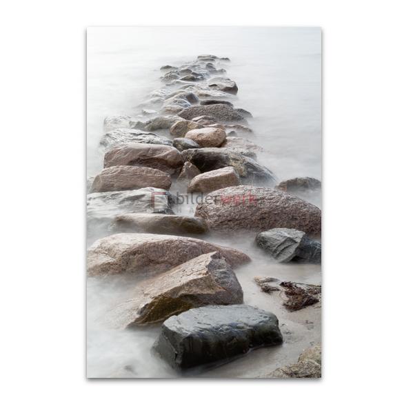 Steine im Meer 01