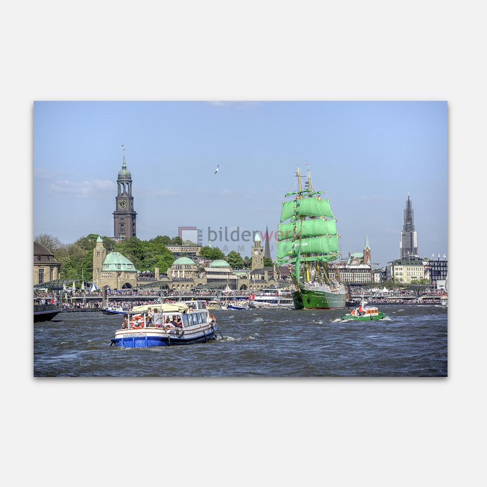 Hamburg – Hafen 787 1