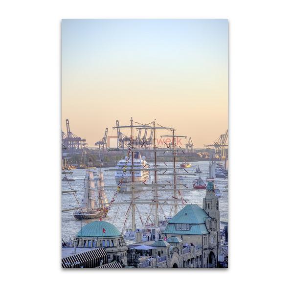 Hamburg - Hafen 795