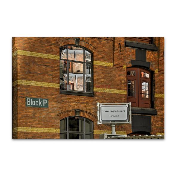 Hamburg - Speicherstadt 139