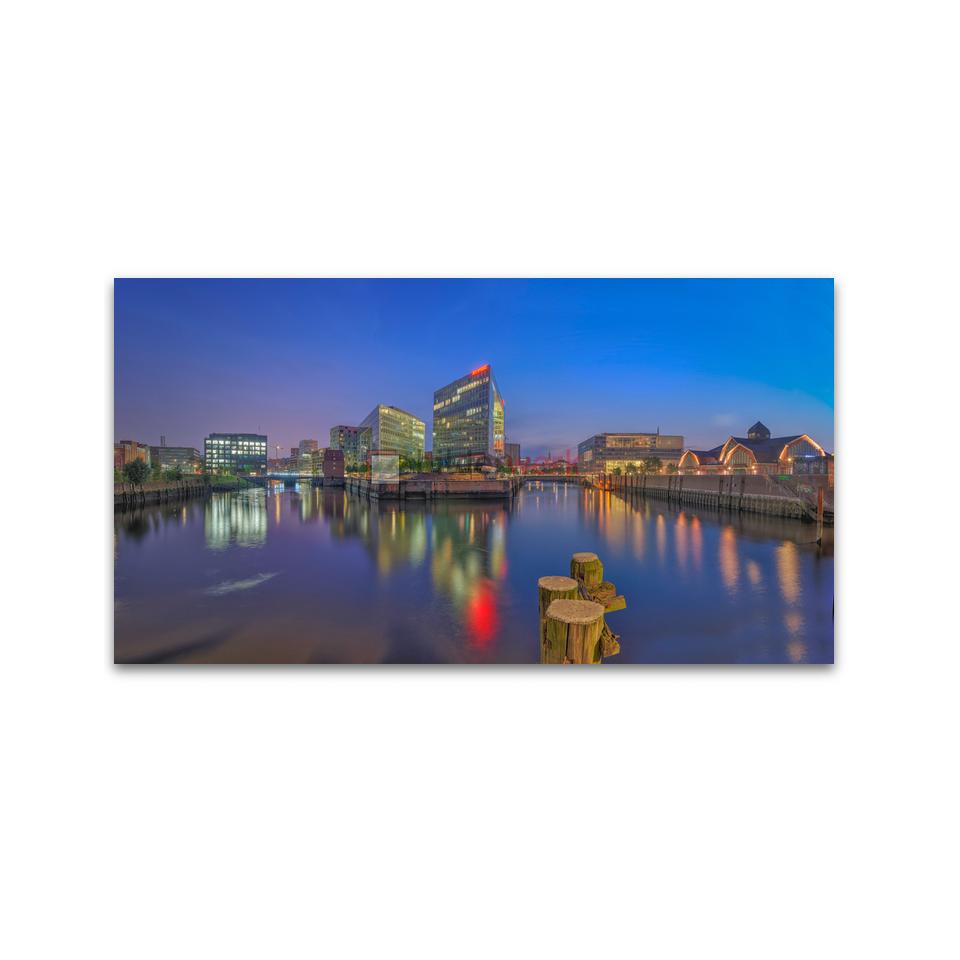 Hamburg Panorama 291