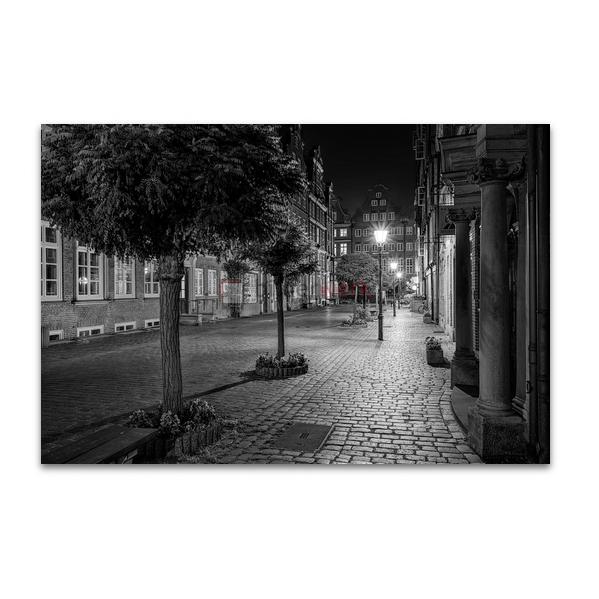 Hamburg - Schwarz auf Weiss 171