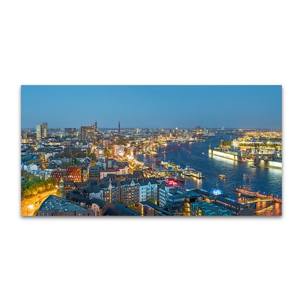 Hamburg Panorama 144