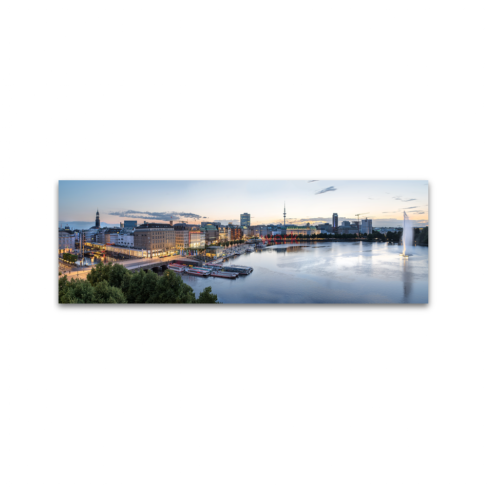 Hamburg Panorama 108