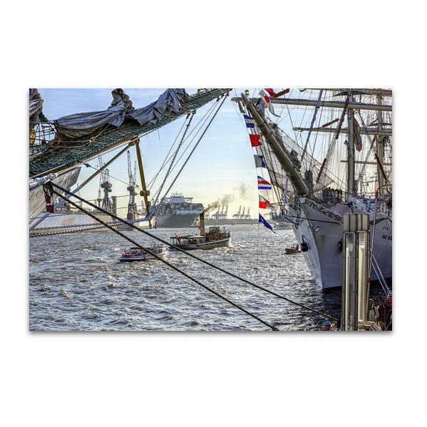 Hamburg - Hafen 784