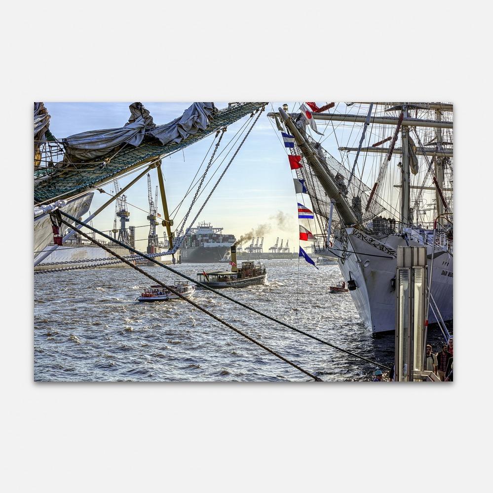 Hamburg – Hafen 784 1
