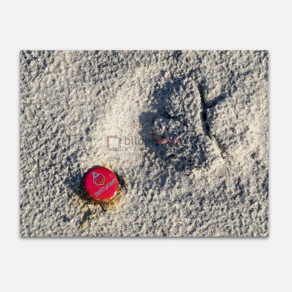 Strandfund Rotlicht 1