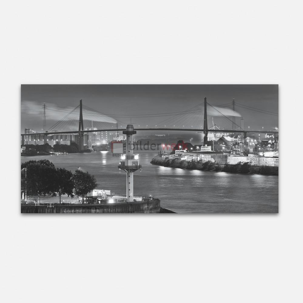 Hamburg – Schwarz auf Weiss 085 1
