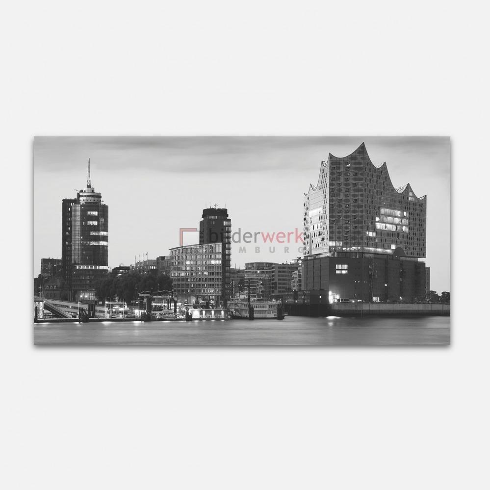 Hamburg – Schwarz auf Weiss 123 1