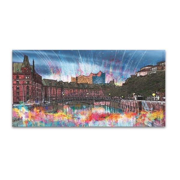 Splashing Speicherstadt