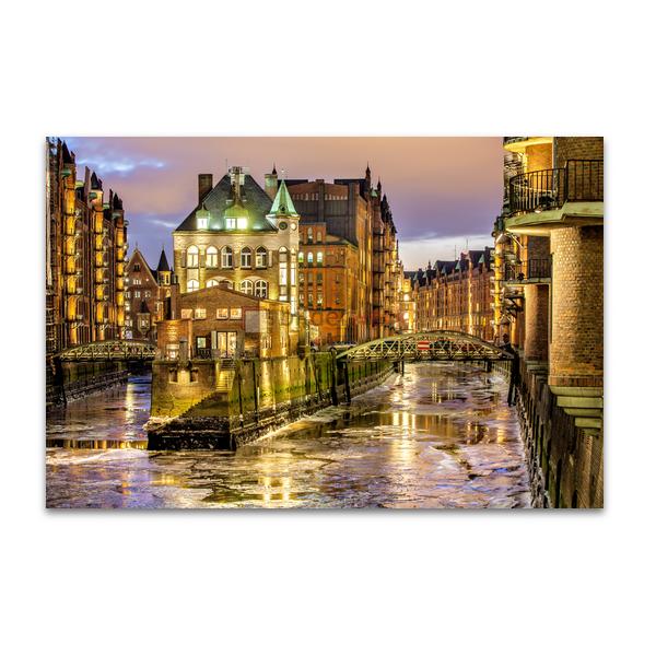 Hamburg - Speicherstadt 018