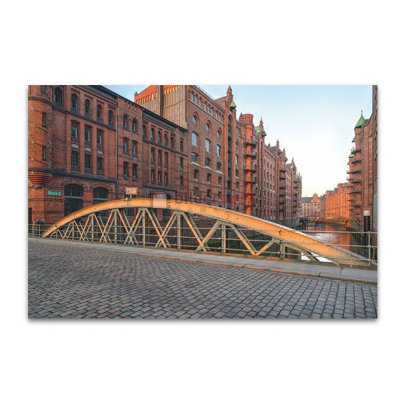 Hamburg - Speicherstadt 142
