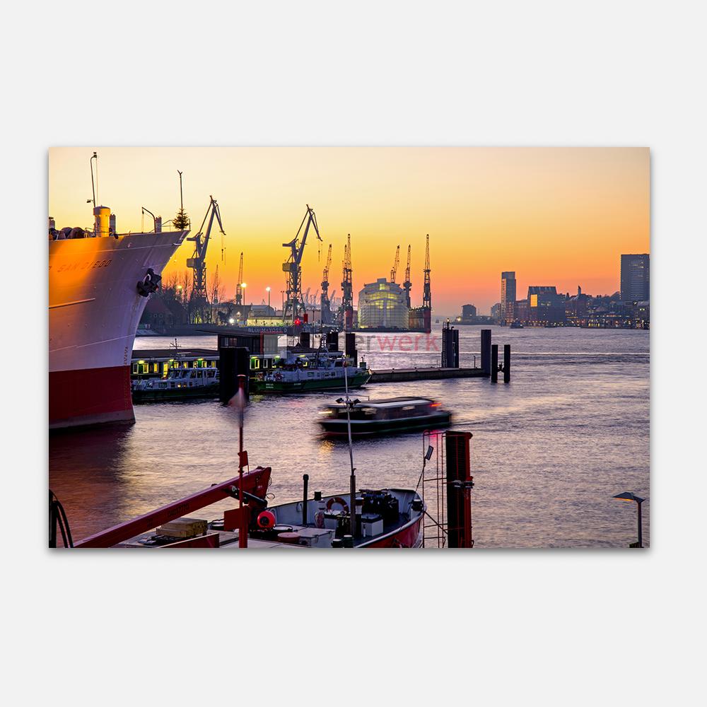 Hamburg – Hafen 260 1