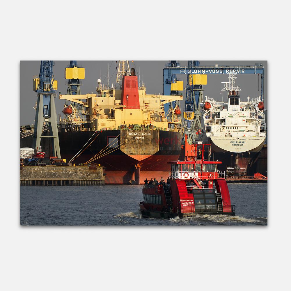 Hamburg – Hafen 098 1