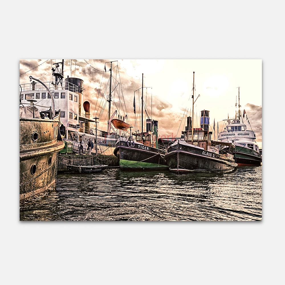 Hamburg – Hafen 551 1