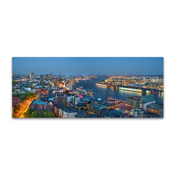 Hamburg Panorama 170