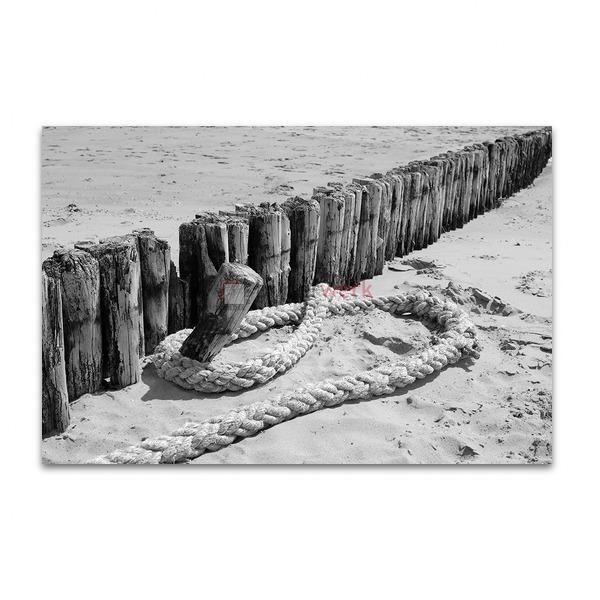 Tau am Strand