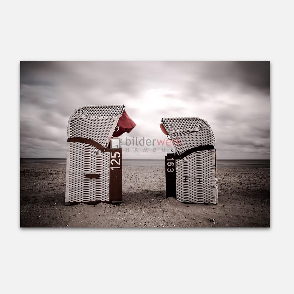 Zwei Strandkörbe 1