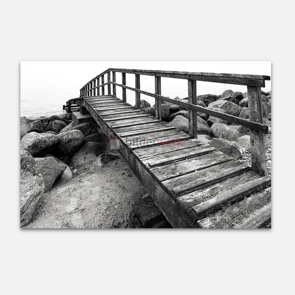 Steg zum Meer 1