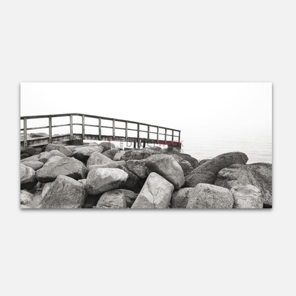 Über die Felsen 1