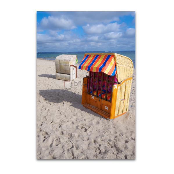 Strandkorb Nr. 74