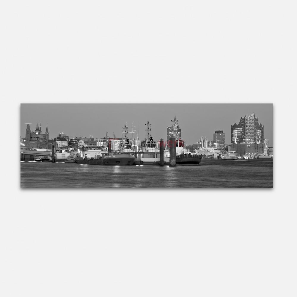 Hamburg – Schwarz auf Weiss 065 1