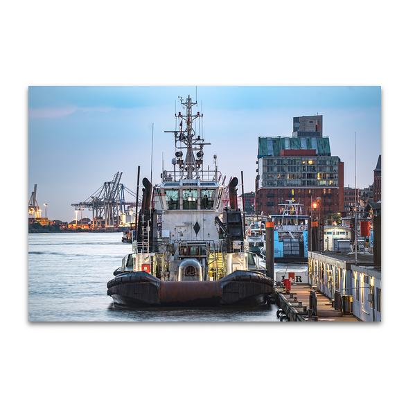 Hamburg - Hafen 483