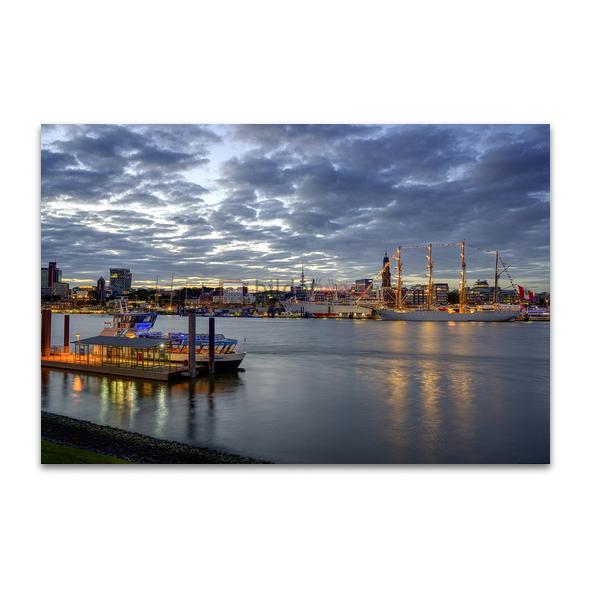 Hamburg - Hafen 806