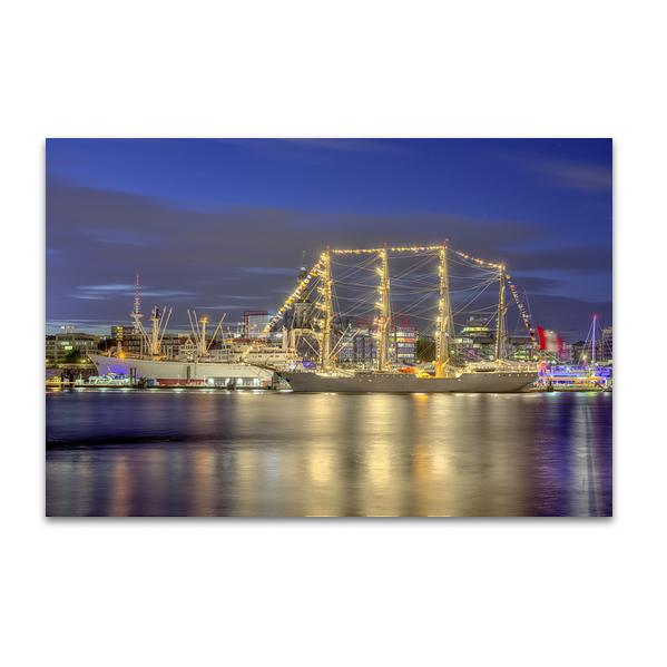 Hamburg - Hafen 808