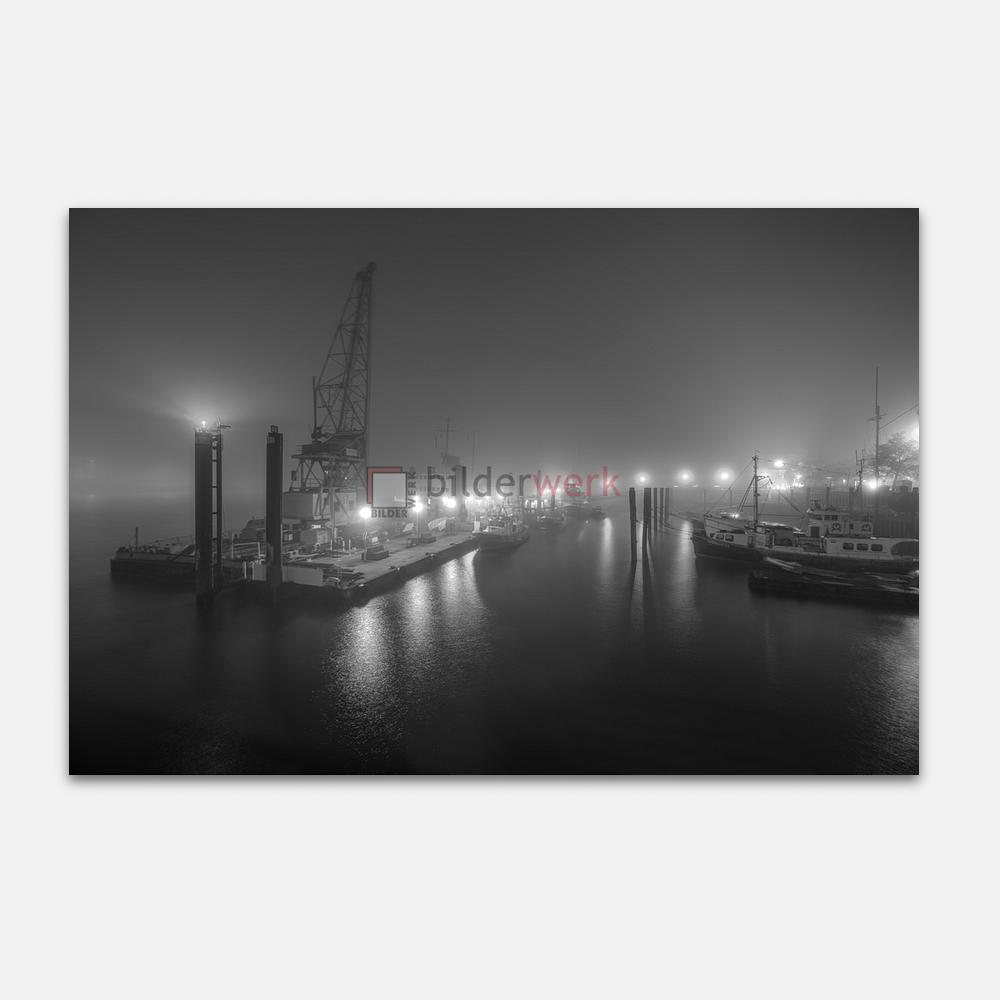 Hamburg – Schwarz auf Weiss 079 1