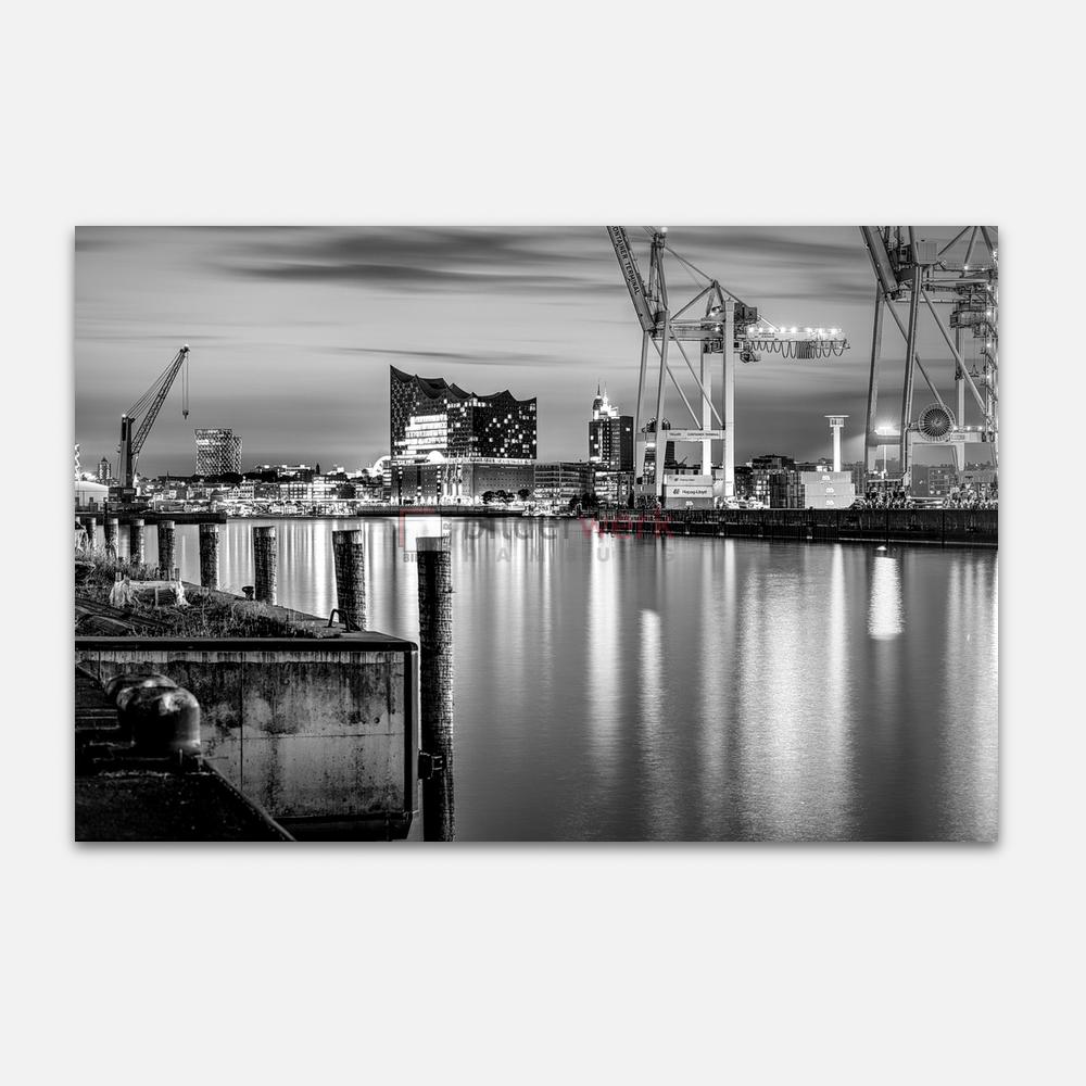 Hamburg – Schwarz auf Weiss 127 1
