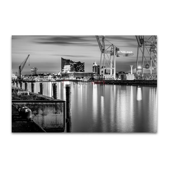 Hamburg - Schwarz auf Weiss 127