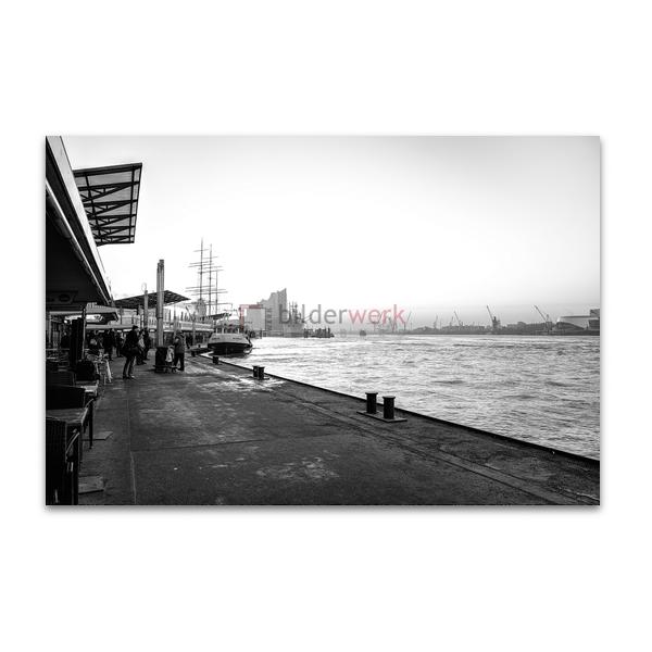 Hamburg - Schwarz auf Weiss 086