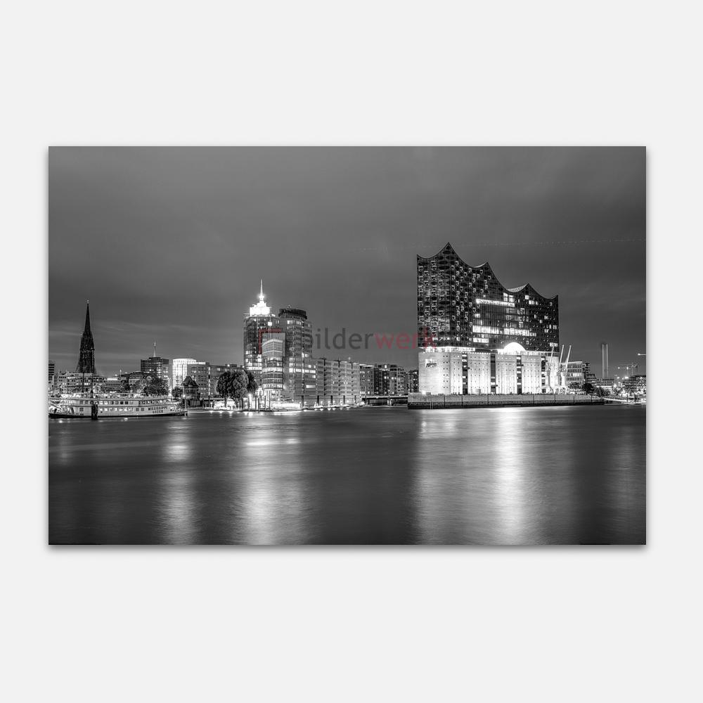 Hamburg – Schwarz auf Weiss 129 1