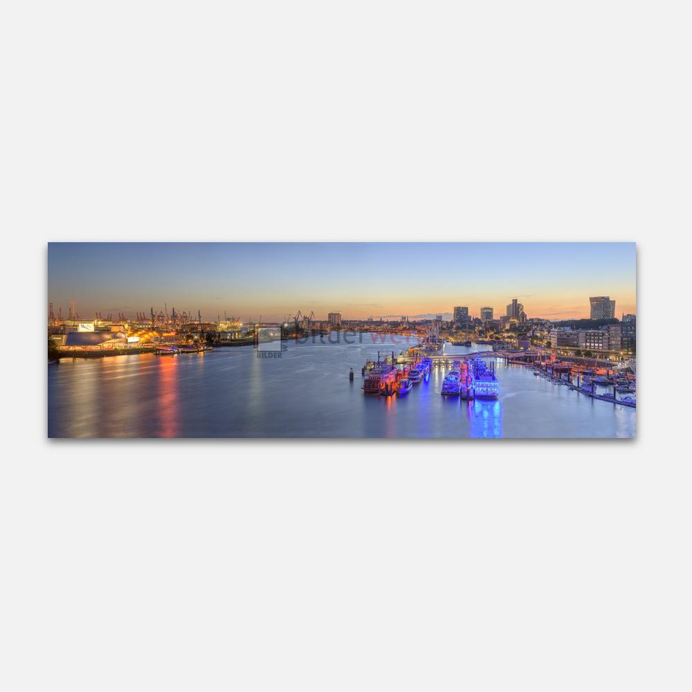 Hamburg Panorama 356 1